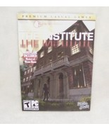 The Institute PC Game plus BONUS Mystery of Meane Manor NEW! - $14.96