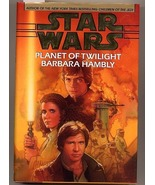 Star Wars Planet of Twilight By Barbara Hambly HC - $5.99