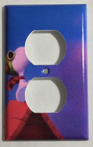 Peanuts Flying Snoopy Toggle Light Switch Outlet Wall Cover Plate Home Decor image 2