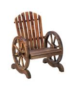 Wagon wheel adirondack chair  1  thumbtall