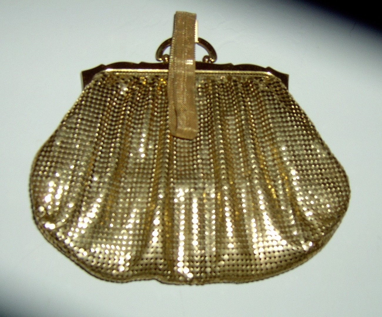 Vintage Whiting & Davis Purse