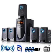 beFree Sound 5.1 Channel Surround Sound Bluetooth Speaker System - $104.58