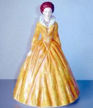 Royal Doulton Young Queens QUEEN ELIZABETH I Figurine #HN5704 New - $248.90