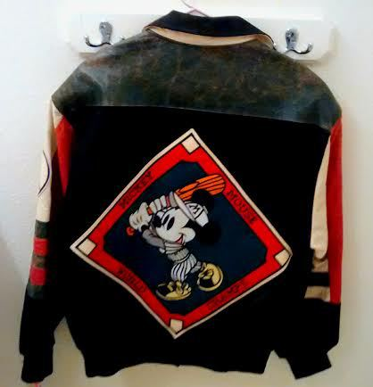 2, results for mickey mouse jackets VTG Disney MICKEY MOUSE Men's XL Baseball Jacket RARE Flawless Gear for Sports. C $; or Best Offer +C $ shipping; NWT DISNEY MICKEY MOUSE JACKET ADULT SIZE XXL PINK WITH EMB MICKEY *SUPER NICE! .