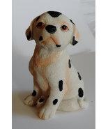 Adorable Dalmatian Puppy Dog Decorative Figurine 4.5 inches - $4.00