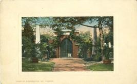 Tomb of Washington, Mount Vernon, 1910s unused Postcard  - $4.99