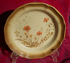 MIKASA WHOLE WHEAT JARDINIERE E8016 SALAD PLATE S - $8.40