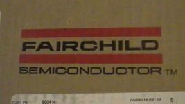 Lot of Qty 8100 Fairchild IC OPAMP dual -40-85 c 8-dip - Model lm2904n - $565.00