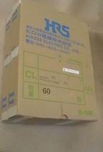 Lot Of 130 Hirose Electronic Hif3 Bag 50 Pa 2.54 Dsa Connector, Lock Pin Header - $318.50