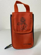 Official Super Mario Nintendo DS Carrying Case DS Lite Pouch/ Case - $7.91