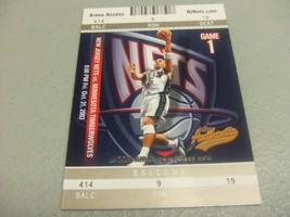2003-04 Fleer Authentix Balcony #'d 119/250 Jason Kidd -New Jersey Nets- - $3.12