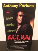 How Awful About Allan Anthony Perkins Psycho Ho... - $5.00