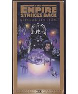 STAR WARS Special Edition THE EMPIRE STRIKES BACK Part II of Trilogy (VHS) - $6.95