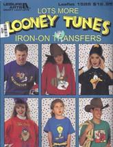 LOONEY TUNES Iron-On Transfers Book - $9.95