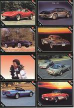 1991 Corvette Trading Card Set - $15.00
