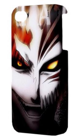 Bleach Ichigo Kurosaki Hollow Bankai Mask Anime iPhone 4 4S Hardshell Case Cover