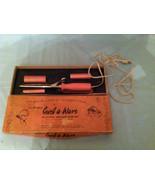 Vintage Northern Curl a Wave Electric Roller Cu... - $9.99