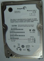 120GB 5400RPM 9.5MM 2.5IN ATA-100 SEAGATE ST9120822A Free USA Ship Our Drives Wo