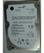 120GB 5400RPM 9.5MM 2.5IN ATA-100 SEAGATE ST9120822A Free USA Ship Our D... - $24.24