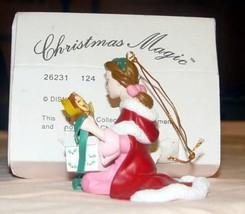 Disney Christmas Magic Ornament – Beauty - $22.49
