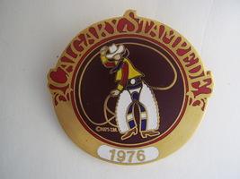 Calgary Stampede Pin - Stampede Slim 1976 - $60.00