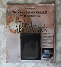 Samsonite travel clock  1 thumb200
