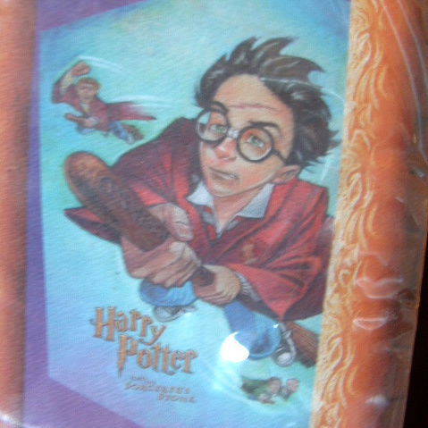 "Primary image for New FLIGHT ZONE Harry Potter 40"" Hex Kite"