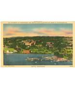 University of Washington and Seattle Yacht Club, Washington, unused Post... - $5.99