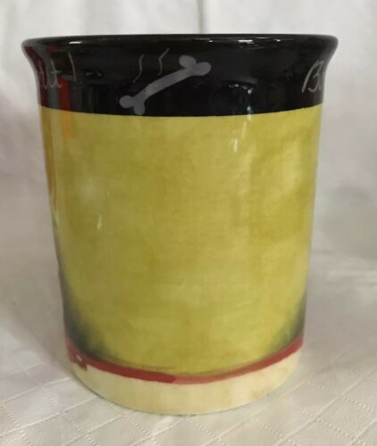 Certified International Tracy Flickinger Dogs Serving Bone Appetit! Mug Cup image 4