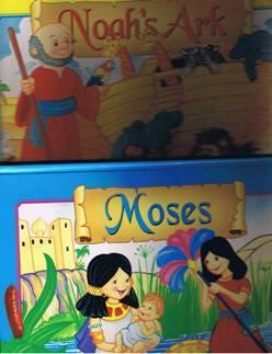Noah and moses