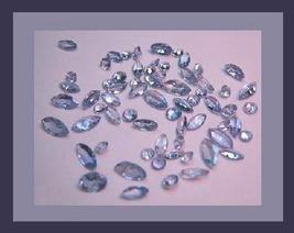5.00ctw TANZANITE Marquise Round Genuine Gemstone Parcel Lot - $44.99