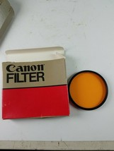 Canon Filter Hoya 55mm 0(G) - $12.21