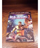 Dead Rising 2 Prima Official Strategy Guide Book for PC, Xbox 360, Plays... - $5.95