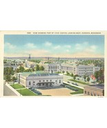 View showing part of Civic Center, looking West, Kenosha, Wisconsin, pos... - $5.99