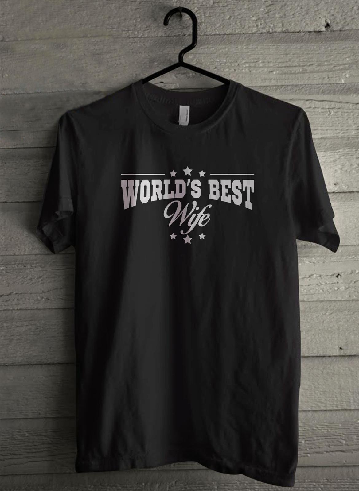 World s best wife shirt