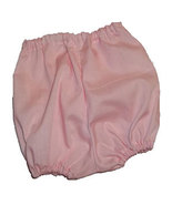 Preemie & Baby Light Pale Pink Diaper Covers, Baby Bloomers   - $10.00