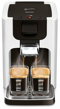 Philips Quadrante Hd7865/00 Coffee Maker Independent Machine Of On Capsules - - $238.02