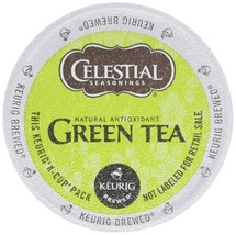 Celestial Seasonings Green Tea -- 12 K-Cups - $6.43