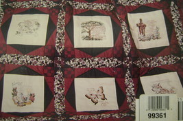 Pattern Kit Bookmarks - 2 Books Bookmarks & Samplers, 6 Packages Aida Cloth image 3