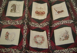 Pattern Kit Bookmarks - 2 Books Bookmarks & Samplers, 6 Packages Aida Cloth image 4