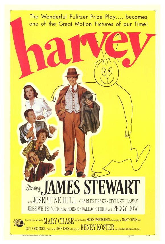 Harvey walking poster 27x40