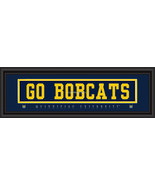 Quinnipiac University Officially Licensed Stitched Jersey Framed Print - $29.74