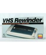 Vintage Gemini VHS Tape Rewinder RW1300 Cassette Box Tested Working - $17.99