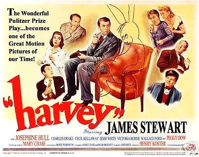 Harvey poster lobby card 11x14