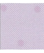 28ct Purple Opalescent Sparkle Dark Purple Dots evenweave 19x35 fabric F... - $35.55