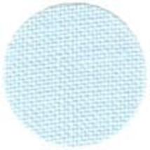 28ct Ice Blue Cashel linen 13x18 cross stitch fabric Zweigart - $8.00