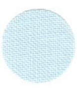 28ct Ice Blue Cashel linen 13x18 cross stitch fabric Zweigart - $8.00