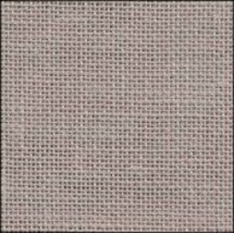 25ct Nougat (stoney grey) Dublin linen 13x18 cross stitch fabric Zweigart - $7.20