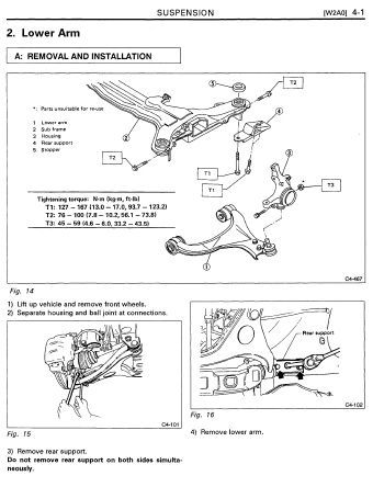 SUBARU SVX 1992 1993 1994 1995 1996 1997 FACTORY SERVICE REPAIR WORKSHOP MANUAL