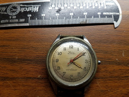 VINTAGE WYLER INCAFLEX WEATHERPROOF WATCH FOR YOU TO FIX MISSING STEM CROWN - $96.70